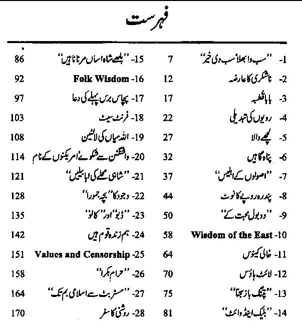 Zavia 3 by Ashfaq Ahmed Books PDF Free Read Online or Download