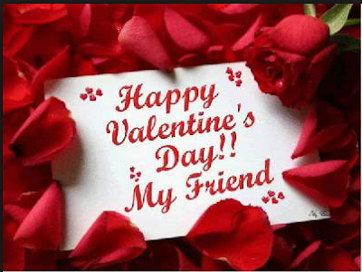 Happy Valentine Day Msg
