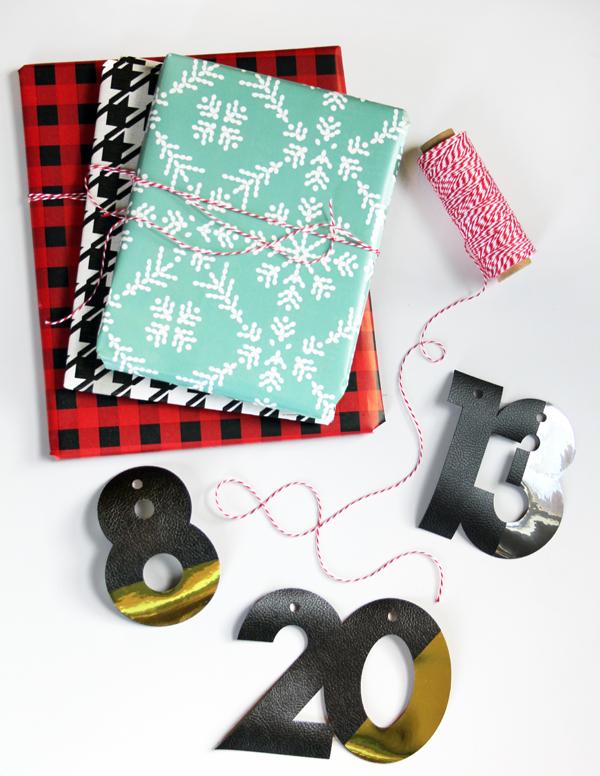 Cricut Made Advent Reusable Gift Tags