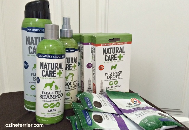New products from RPG Innovations Natural Care and Vet's Best