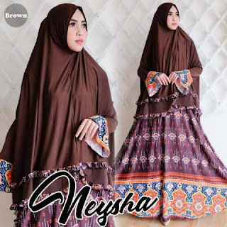 Gamis-Modis-Nesya-Brown
