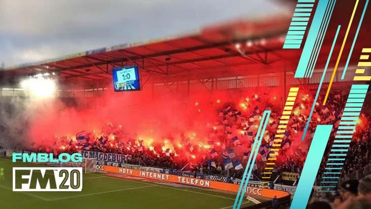 1. FC Magdeburg – German 3. Liga.