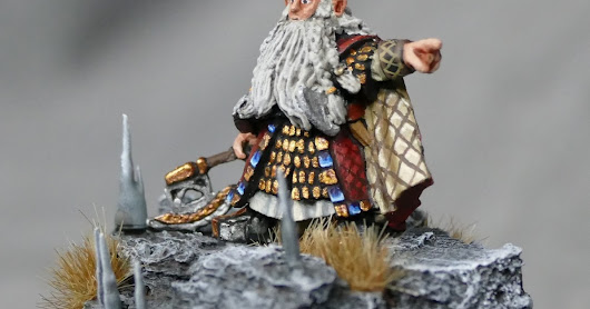 Balin Lord of Moria Conversion