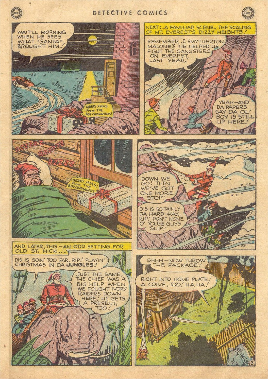 Read online Detective Comics (1937) comic -  Issue #132 - 39