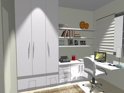 Ambientes u0026 Ideias: Home Offices