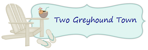 Two Greyhound Town