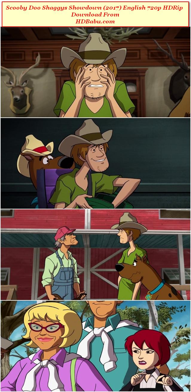 Scooby Doo Shaggys Showdown Full Movie Download