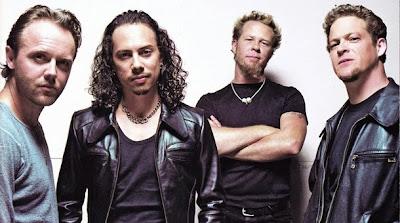 10 Lagu Terbaik dan Terpopuler Metallica