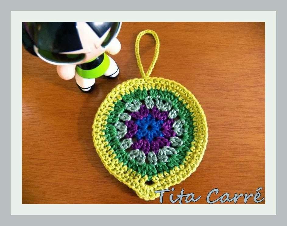 Mandala Power em crochet e quais cores escolher para criar...