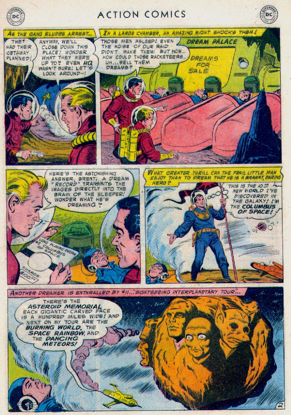Read online Action Comics (1938) comic -  Issue #228 - 29