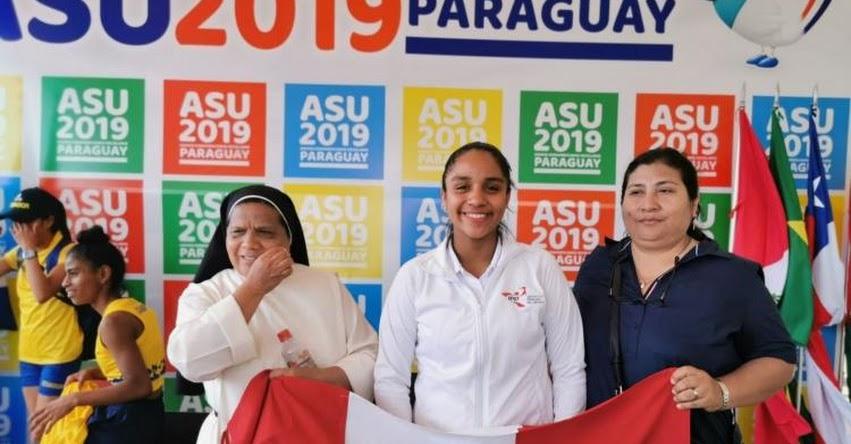 Perú aumenta a 32 medallas ganadas en los Juegos Sudamericanos Escolares Asunción 2019