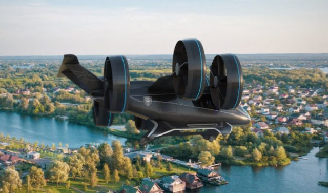Tests of Uber unmanned flying taxis will be held in Melbourne