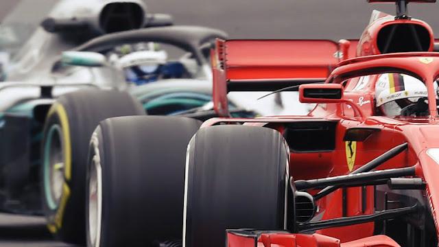 2018 F1 pre - season testing days