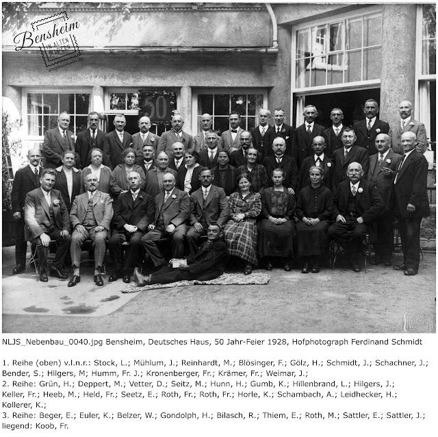 NLJS_Nebenbau_0040.jpg Bensheim Deutsches Haus 50 Jahr-Feier 1928
