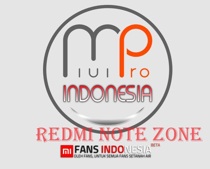Download Miui Pro Bahasa Indonesia for Redmi Note 4 - Redmi