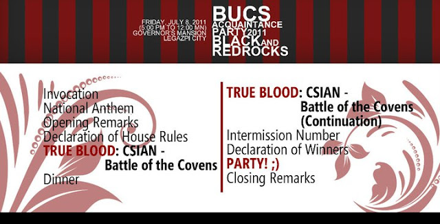 acquaintance party themes for college