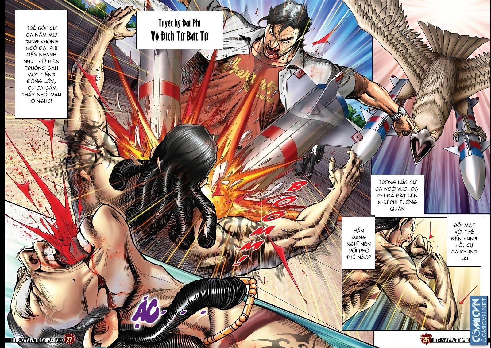 Người Trong Giang Hồ - Chapter 1555: Quá khứ khó quên 2 - Pic 25
