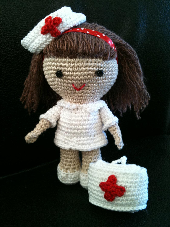 Lovely Tilda Doll Crochet | Amigurumi, Vlna, Hračky | 1500x1125
