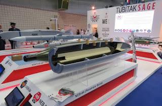 TÜBİTAK SAGE, IDEF 2019'da Türk Silahlı Kuvvetleri'nin envanterine girmiş olan ürünleri ve yakın gelecekte tamamlanması planlanan çalışmalarını katılımcılarla buluşturacaktır.