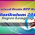 Download Gratis RPP Kelas 1 Kurikulum 2013 Super Lengkap