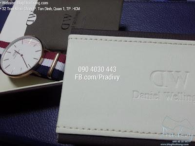 Đồng Hồ DW Daniel Wellington Chính Hãng Giá Rẻ, Full Box, BH 2 Năm