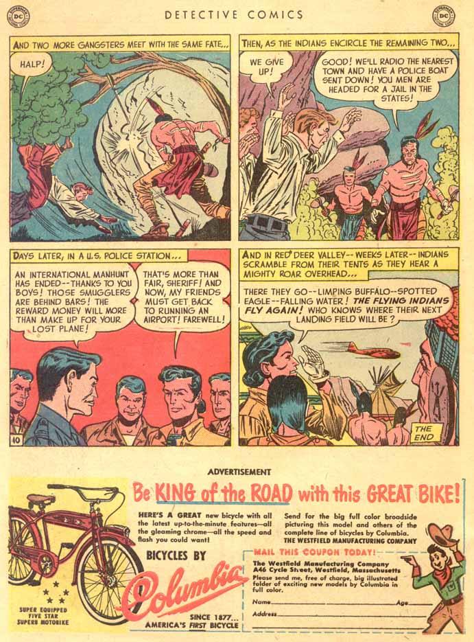 Read online Detective Comics (1937) comic -  Issue #160 - 48