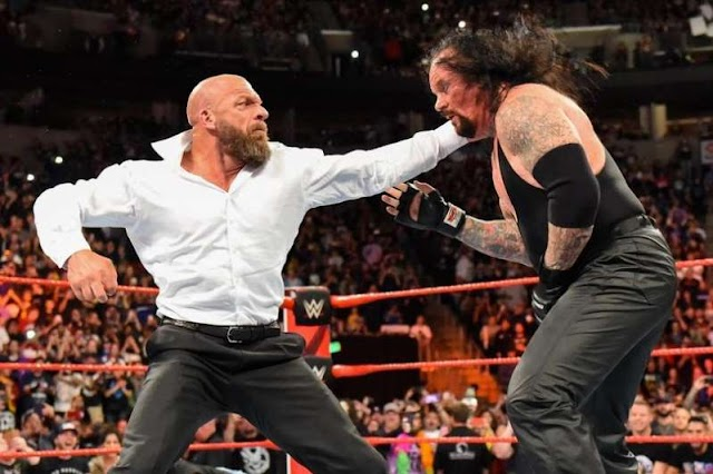 WWE superstars' salaries revealed including The Undertaker, John Cena and Triple H