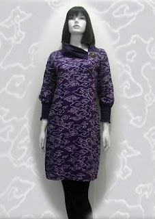 dress batik masakini