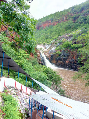 Rangaswamy Gundam Waterfalls