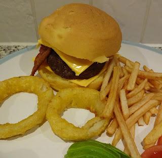 Gluten free brioche style buns from Just: Gluten Free