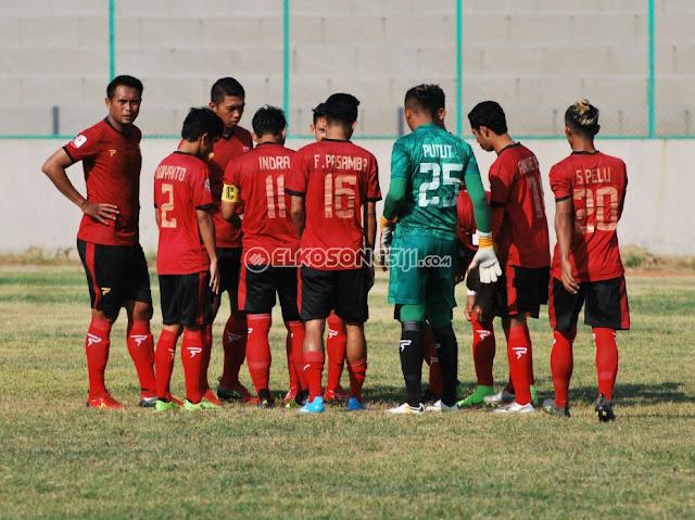 Kalah Atas Aceh United, PS Mojokerto Putra Gagal Ke Empat Besar