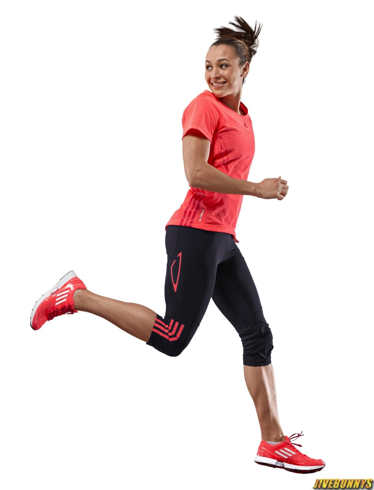 Jessica Alba Running Shoes