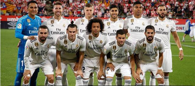مباراة ريال مدريد وليجانيس  09-01-2019 كاس ملك اسبانيا