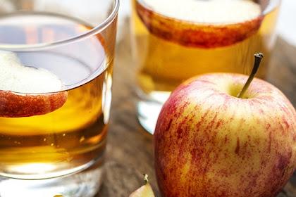 Manfaat Cuka Apel Untuk Kesehatan Wajah