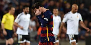 """""""Pengadilan Spanyol Coba 'Bunuh Karakter' Messi"""""""