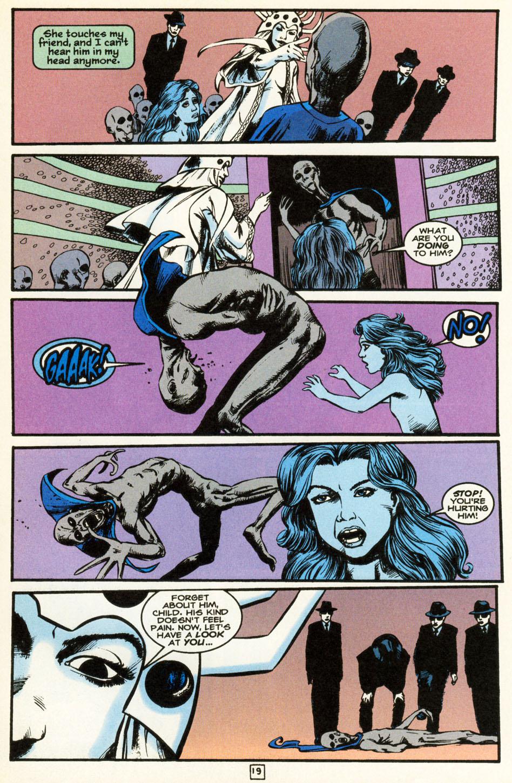 Read online Animal Man (1988) comic -  Issue #84 - 20