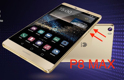 come salvare screenshot huawei p8 max