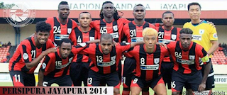 Persipura Jayapura Di AFC Cup 2014