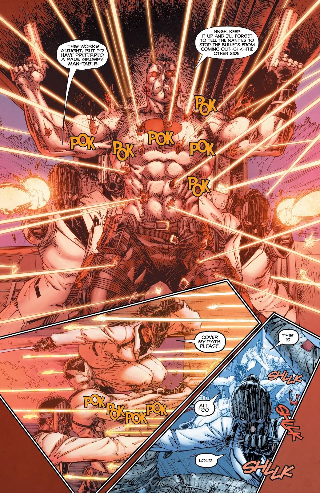 Read online Bloodshot (2019) comic -  Issue #4 - 11