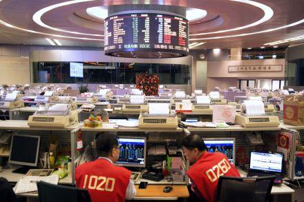Hong%2BKong%252C%2BShanghai%2Bleads Asia markets news-Hong Kong, Shanghai leads