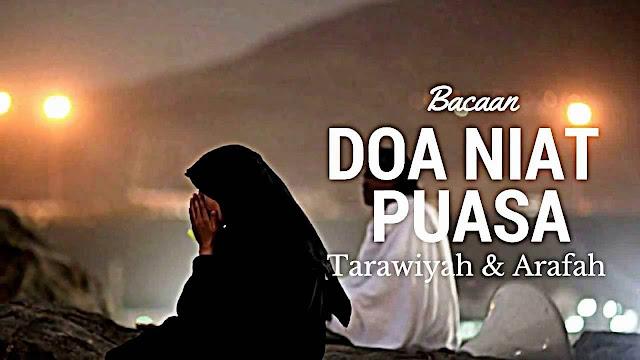 Niat Puasa Idul Adha serta Keistimewaan Puasa Arafah dan Tarwiyah