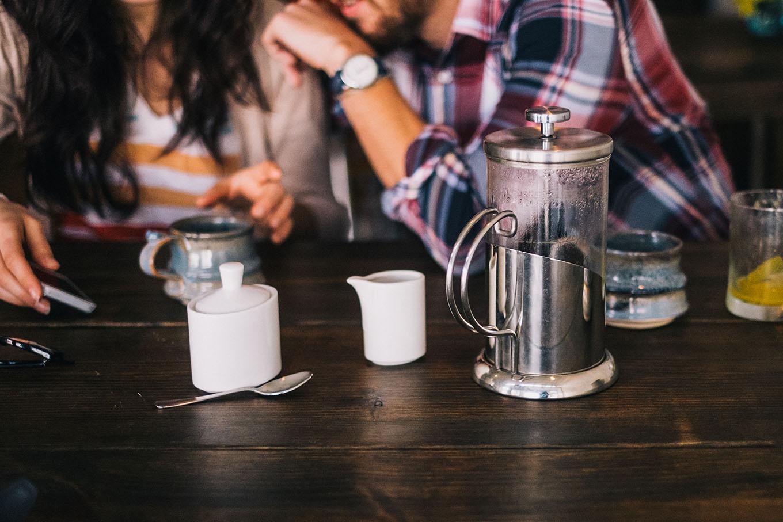 alternative to take away coffee