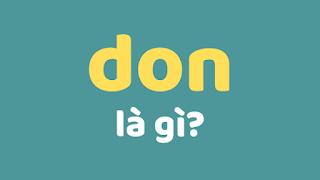 don la gi