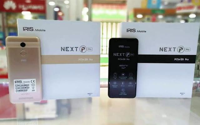 سعر و مواصفات هاتف Iris Next P Pro في الجزائر