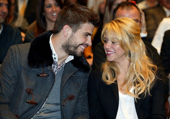 The tale of how Shakira and Gerard Pique met