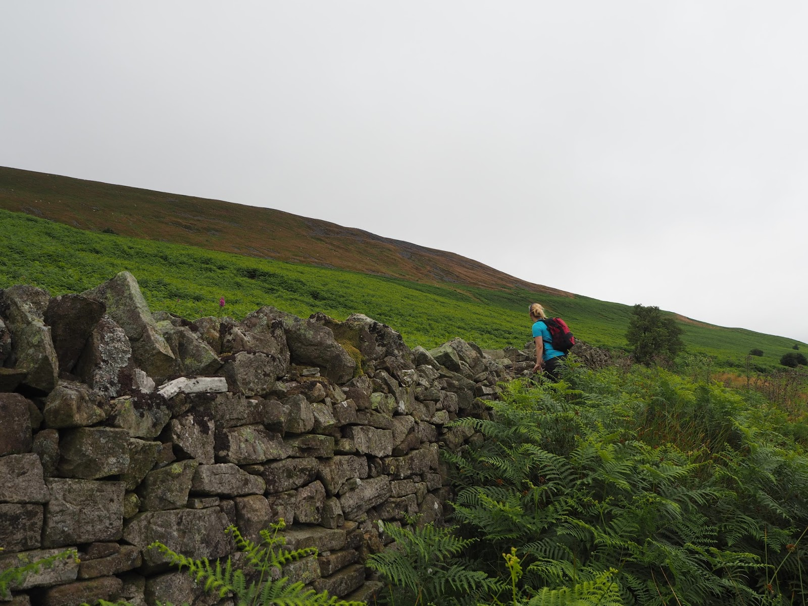 A weekend in the Brecon Beacons, Wales