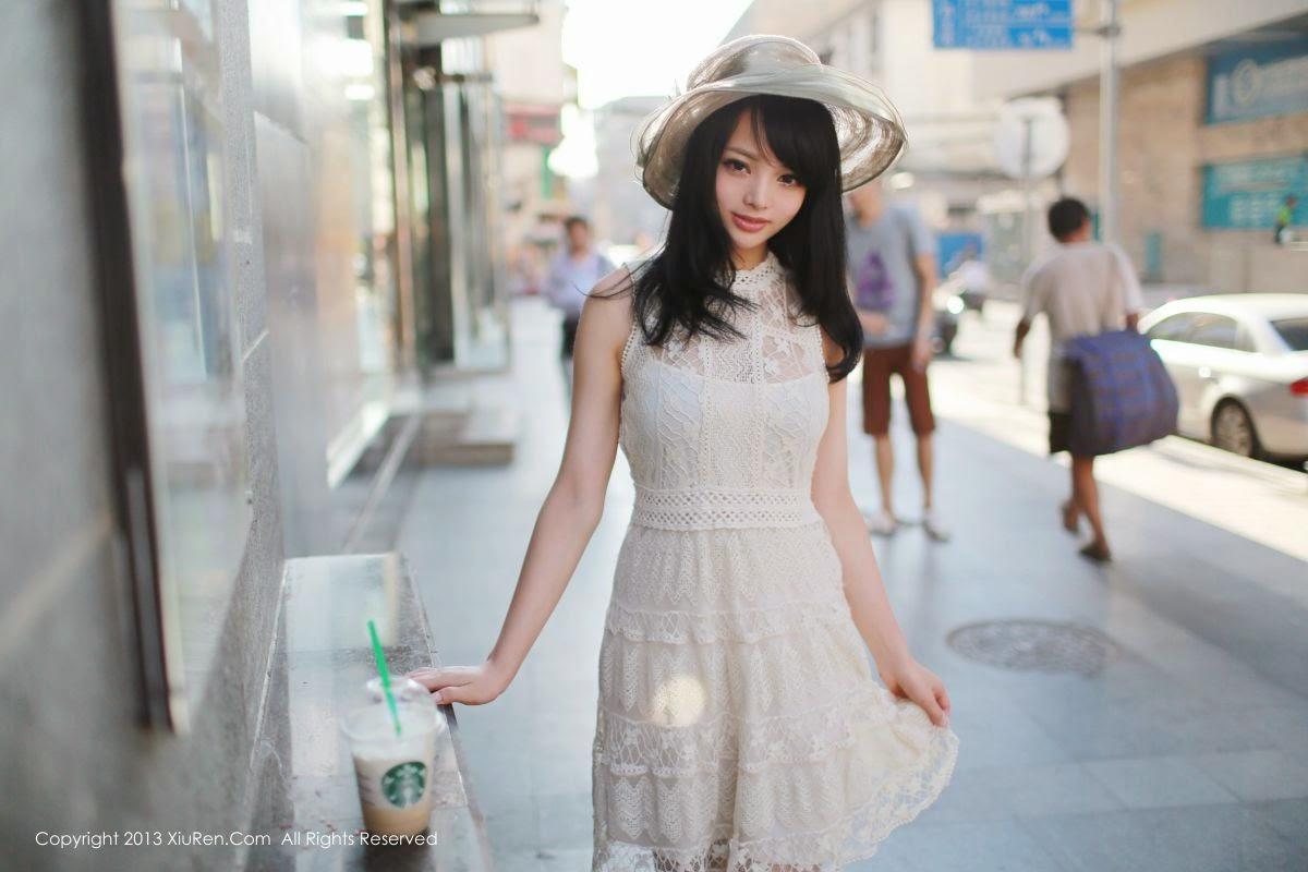 Beautiful Chinese Girl AngelaLee Li Ling -[ Xiuren No.038