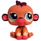 Littlest Pet Shop 3-pack Scenery Monkey (#1925) Pet