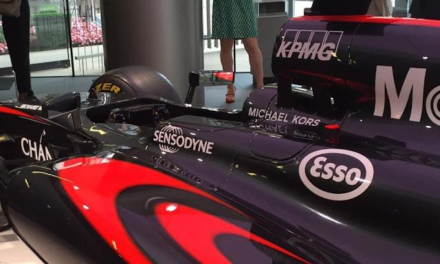 McLaren ficha a Michael Kors como nuevo sponsor