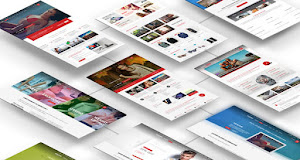 You can instantly create a beautiful website with Kallyas theme
